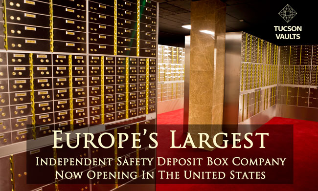 SAFETY DEPOSIT BOX FACILITY TUCSON VAULTS